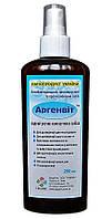 Спрей Аргенвіт  антибактеріальний, гіпоалергенний, противірусний, протигрибковий, 250 мл