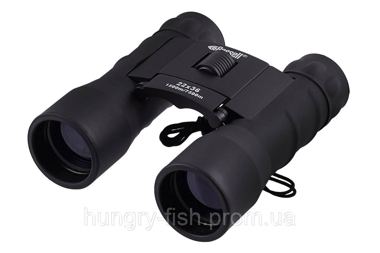 Бинокль 22X36  Bassell (black)