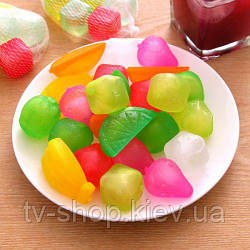 Многоразовый лед Frutti Ice Фрукты,12шт.