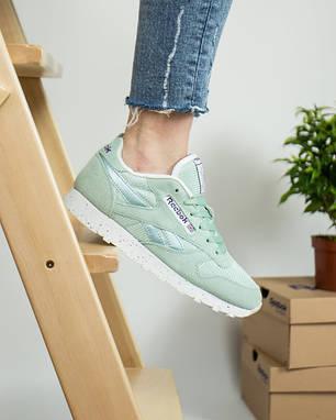 Женские кроссовки в стиле Reebok Classic  , фото 2
