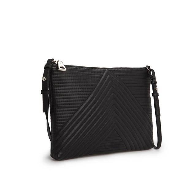 ba4becafe869 Женская сумка клатч Mango черного цвета, цена 175 грн., купить в ...