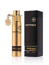 Montale Black Aoud edp 20ml (лиц.)