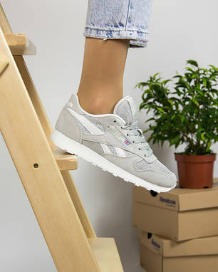 Женские кроссовки в стиле Reebok Classic (36, 39 размеры), фото 2