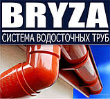 Bryza Водосток Труба водосточная 90мм. 3м, фото 2