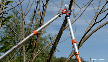 Сучкорез телескопический, Bahco PG-19-F, фото 2