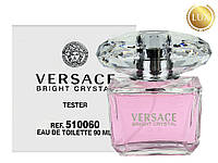 Духи / парфуми Versace Bright Crystal 90 ml Версаче кристалл TESTER