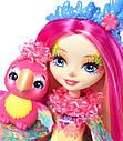 Кукла Enchantimals попугай Пики Какаду с питомцем FJJ21, фото 5