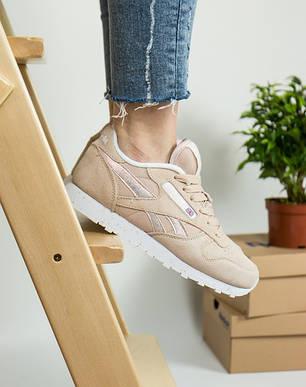 Женские кроссовки в стиле Reebok Classic (37, 38, 39 размеры), фото 2