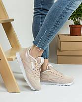 Женские кроссовки в стиле Reebok Classic (37, 38, 39 размеры), фото 3