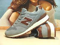 Кроссовки мужские New Balance 996 (реплика)серые 42 р., фото 1