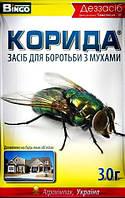 Дезинфицирующее инсектицидное средство Корида 30 г, Агрохимпак, Украина