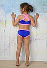 Комплект топ и шорты из бифлекса, фото 2