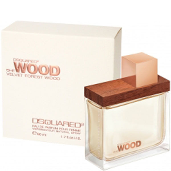 Dsquared2 She Wood Velvet Forest Wood edp 30 ml (лиц.)