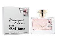 Женская туалетная вода John Galliano Parlez-Moi dAmour edt 80 ml