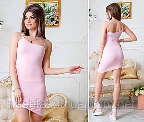 Платье на одно плечо, Kiki Riki 15160