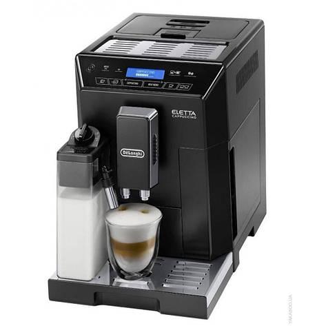 Кофемашина автоматическая Delonghi ECAM 44.660.B Eletta Cappuccino, фото 2