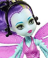 Кукла Монстер Хай Вингрид Садовые монстры с крылышками  MonsterHigh Garden Ghouls Winged Critters Wingrid