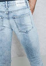 Мужские светлые джинсы skinny Dexter от !Solid (Дания) в размере W32/L34, фото 3