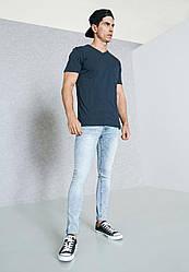 Мужские светлые джинсы skinny Dexter от !Solid (Дания) в размере W32/L34