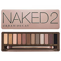 Тени для век Urban Decay Naked2 12 цветов