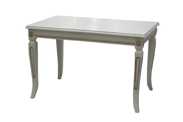обеденные столы из натурального дерева фото
