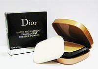 Компактная пудра Christian Dior Matte and Luminous Translucent