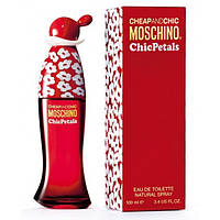 Moschino Cheap and Chic Chic Petals EDT 100 ml (лиц.)