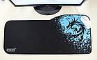 """Игровая поверхность """"Дракон синий"""". Коврик для мыши большой 72*33 см, фото 6"""