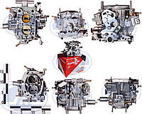 Карбюратор ВАЗ 21073, 21213 Нива Тайга 1,7 л ( тип солекс) ДААЗ 21073-1107010-90
