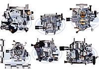 Карбюратор ВАЗ 2108 1.3 л (тип солекс) ДААЗ 21080-1107010-90