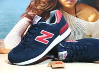 Кроссовки мужские New Balance 670 (реплика)сине-красные 42 р., фото 1