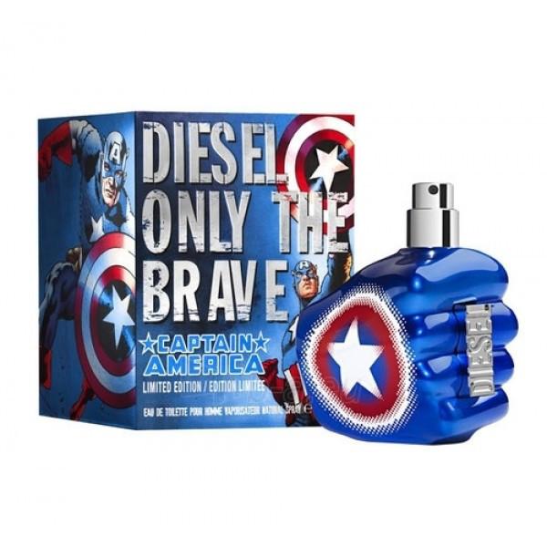Diesel Only The Brave Captain America edt 125ml (лиц.)
