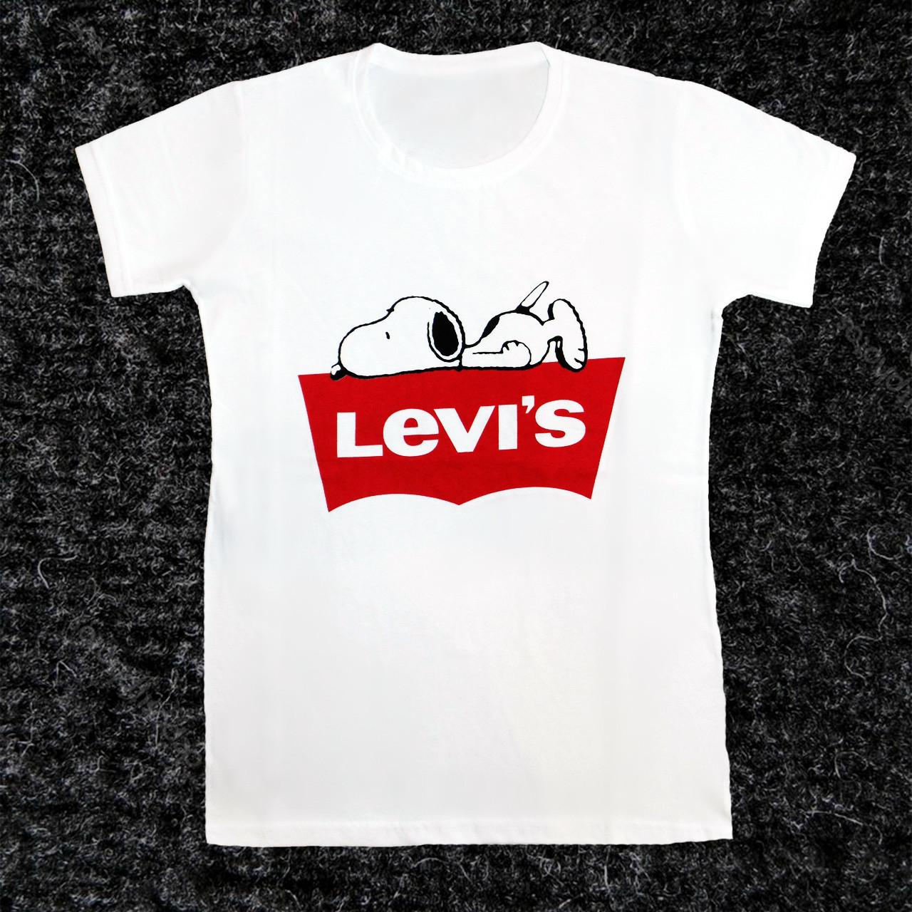 Женская футболка \
