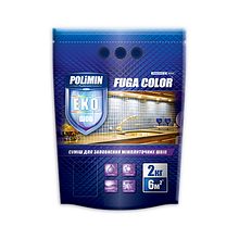 Затирка Ceresit FUGA COLOR 2 кг (карамель)