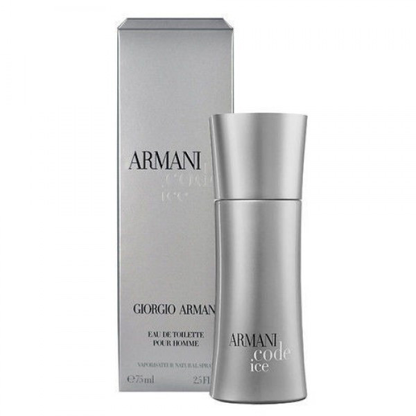 Armani Code Ice pour Homme edt 75 ml (лиц.)