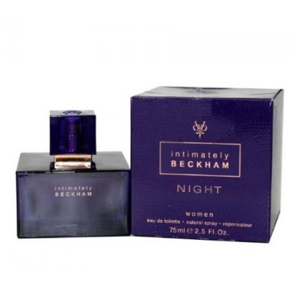 David Beckham Intimately Night woman edt 75ml (лиц.)