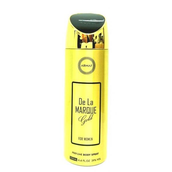 Vanity Femme De La Marque Gold for women Body Spray 200 ml