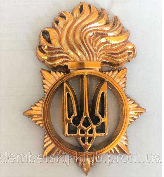 Кокарда Национальной Гвардии Украины вымпел пластик