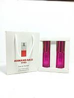 Armand Basi In Red - Double Perfume 2x20ml