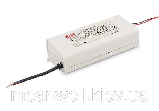 PCD-40-350B Блок питания Mean Well 37.8 вт, 70-108 в, 350мА