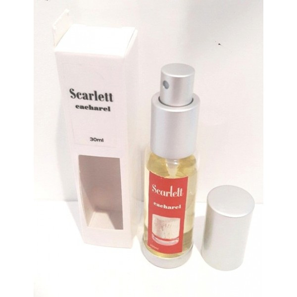 Cacharel Scarlett - Travel Perfume 30ml