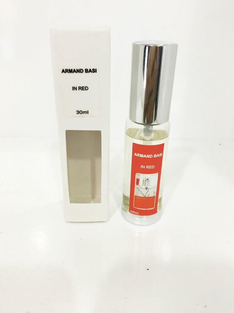 Armand Basi In Red - Travel Perfume 30ml