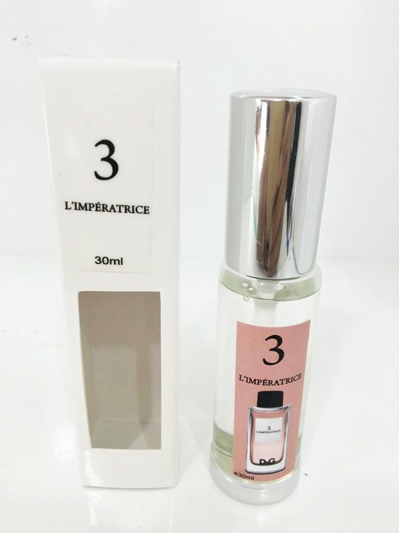 Dolce Gabbana 3 L`Imperatrice - Travel Perfume 30ml