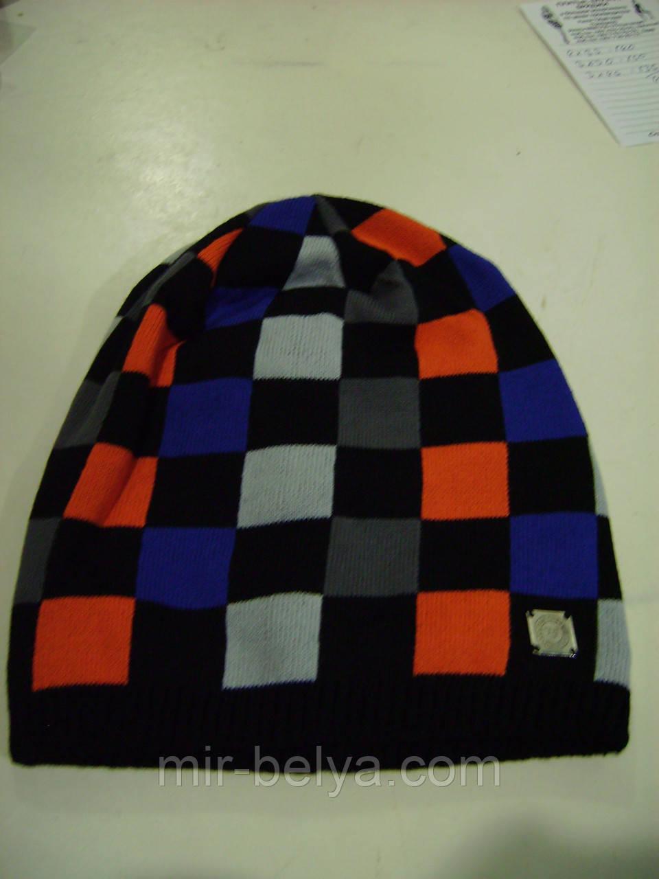 Мужская шапка чулок