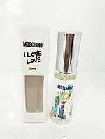 Moschino I Love Love - Travel Perfume 30ml