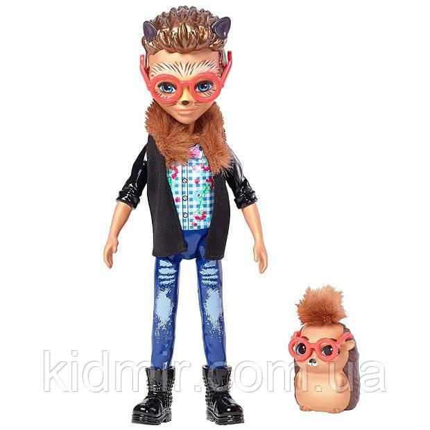 Энчантималс Хиксби Ежик кукла с питомцем Enchantimals Hixby Hedgehog