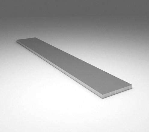 Алюмінієвий профіль шина 20х1,5 / анодований