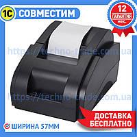 Принтер для чеков JP-5890k pos usb 1с