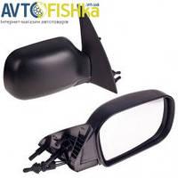 Комплект боковых зеркал Niva Chevrolet черных, металлических Vitol YH-3382