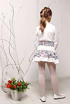 Детское платье с шарфиком Kolibri 0614, фото 3